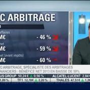 ABC Arbitrage: les résultats annuels de 2013: Dominique Ceolin, dans Intégrale Bourse –