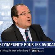 BFM Story: L'affaire des écoutes judiciaires de Nicolas Sarkozy: est-ce que les magistrats ont dérapé dans cette affaire?