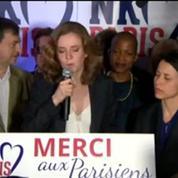 Nathalie Kosciusko-Morizet : «Nous gagnons de nombreux sièges au Conseil de Paris»