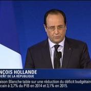 Le Soir BFM: Hollande, l'invité d'honneur du dîner annuel du Crif 2/6