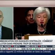 La communication des grandes banques centrales fait jaser: Bruno Cavalier, dans Intégrale Placements –