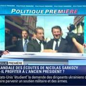 Politique Première: Le scandale des écoutes peut-il profiter à Nicolas Sarkozy ?