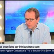 La baisse des charges sur les bas salaires est une mesure simple pour faire baisser massivement le chômage, Laurent Bigorgne, dans GMB –