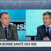 La bonne santé des SSII: François Enaud, dans 01Business 1/4
