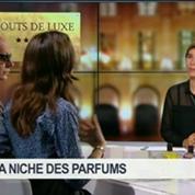 La niche des parfums, dans Goûts de luxe Paris – 6/8