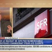 L'Éco du soir: Rachat de SFR: y aura-t-il un impact sur les clients ?