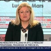 Jacques Richier, président directeur général d'Allianz France, dans Le Grand Journal 1/4