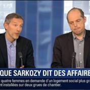 BFM Story: La contre-attaque de Nicolas Sarkozy au sujet des écoutes téléphoniques: les écoutes sont un moyen d'investigation comme les autres, Gérard Davet