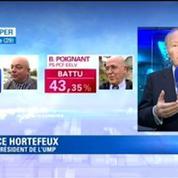 Municipales 2014: Hortefeux se félicite de la vague qui a balayée la gauche
