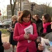Municipales 2014: dernière ligne droite à Paris pour Anne Hidalgo et Nathalie Kosciusko-Morizet