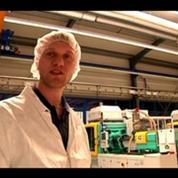 Chômage: En Allemagne, il y a une zone industrielle, un vivier, explique un ouvrier