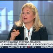 Yves Derai, Les Éditions du Moment et Jean-Yves Clément, Le Passeur Éditeur, dans l'invité de BFM Business –