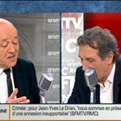 Bourdin Direct: Jean-Yves Le Drian