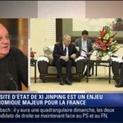 Le Soir BFM: Xi Jinping en France: une visite d'État à forte connotation économique 2/4