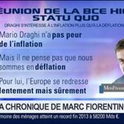 Marc Fiorentino: Discours de Mario Draghi: C'est un véritable coup de pouce aux pays européens surendettés –