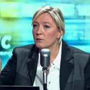 Marine Le Pen : Lorsque nous sommes au second tour, nous nous maintenons au second tour