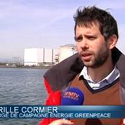 Intrusion à le centrale de Fessenheim: une vingtaine de militants de Greenpeace interpellés