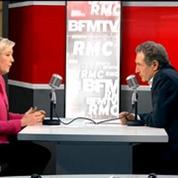 Marine Le Pen: Mon objectif, c'est d'arriver en tête aux Européennes