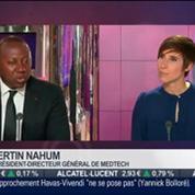 Le Paris de Bertin Nahum, Medtech, dans Paris est à vous –