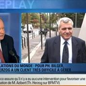 BFMTV Replay: Thierry Herzog se dit scandalisé par le comportement de la justice à son égard