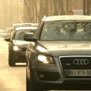 Pollution: les Franciliens profitent de la gratuité des transports en commun jusqu'à dimanche