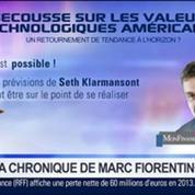 Marc Fiorentino: Petite secousse des valeurs techno américaines: Un retournement de tendance à l'horizon est possible