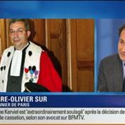 BFM Story: Affaire des écoutes de Nicolas Sarkozy: François Hollande reçoit les avocats et les magistrats à l'Élysée