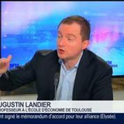 """Chômage en France: """"Il faudra cibler les baisses des charges autour du SMIC"""", Augustin Landier, dans GMB –"""