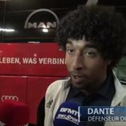 Football / Dante ne veut pas affronter le PSG en Ligue des Champions