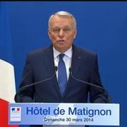 Jean-Marc Ayrault assure que le message des Français est clair