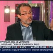 Le Paris de Jean Pierre Nadir, Easyvoyage, dans Paris est à vous –