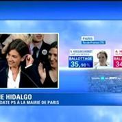 Anne Hidalgo remercie les électeurs des 12e et 14e arrondissements de Paris