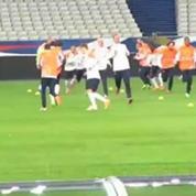 Football / Amical : Les Pays-Bas prennent leur marque au Stade de France