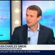 Facta Media: un média participatif d'information factuelle et de fact-checking: Jean-Charles Simon, dans GMB –