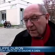 Municipales 2014: Caen, une des villes qui pourrait basculer à droite