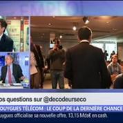 Bouygues Télécom: le coup de la dernière chance ?, dans les Décodeurs de l'éco 2/2
