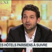 Les hôtels parisiens à suivre, dans Goûts de luxe Paris – 2/8