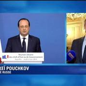 Personne en Russie ne veut une guerre avec l'Ukraine affirme un député russe