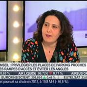 L'achat de place de parking est-il un bon placement?: Laurence Boccara, dans Intégrale Placements –