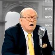 «Les écoutes en général, ça me gonfle» confie Jean-Marie Le Pen