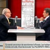 Bourdin Direct: Jean-Marie Le Pen