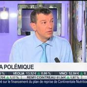 Nicolas Doze: La crise ukrainienne affecte l'économie russe
