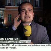 Municipales : Rachline salue l'échec de l'UMPS
