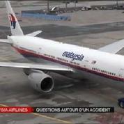 Le vol de Malaysia airlines victime d'un attentat ?