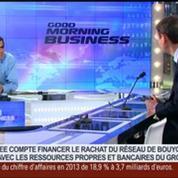 Le groupe Iliad a signé un accord de négociations exclusives avec Bouygues: Maxime Lombardini, dans GMB –