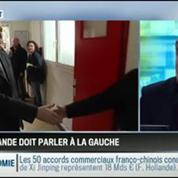 Le parti pris d'Hervé Gattegno: François Hollande doit entendre les Français mais parler à la gauche