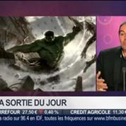 La sortie du jour: L'exposition L'Art des Super-Héros Marvel, dans Paris est à vous –