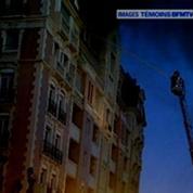 Saint-Jean-de-Luz: les images de l'incendie du Grand Hôtel