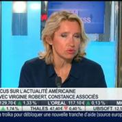 Focus sur l'actualité américaine: Virginie Robert, dans Intégrale Bourse