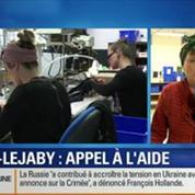 BFM Story: Les Atelières de Lejaby échappent à la liquidation judiciaire